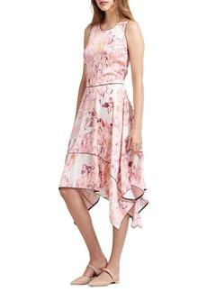 Donna Karan Sleeveless Fit-&-Flare Dress