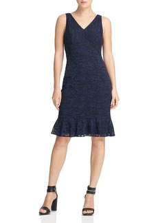 DKNY Donna Karan New York Sleeveless Lace Dress