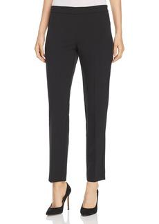 DKNY Donna Karan New York Straight-Leg Ankle Pants