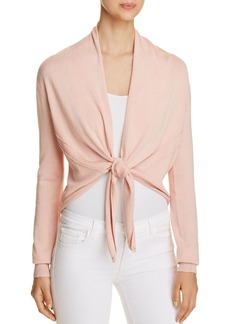DKNY Donna Karan New York Tie-Front Cardigan