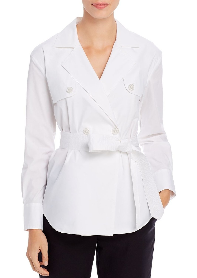 DKNY Donna Karan New York Trench Shirt