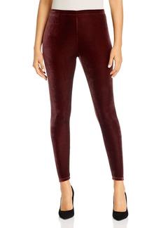 DKNY Donna Karan New York Velvet Leggings