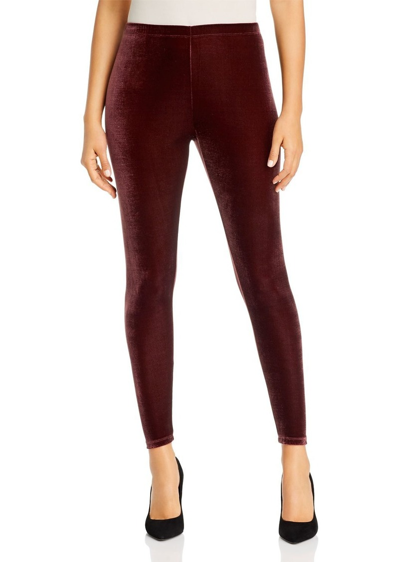 DKNY Donna Karan New York Velvet Leggings