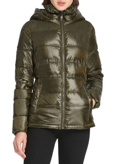 DKNY Donna Karan Packable Down Jacket
