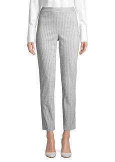 DKNY Donna Karan Pinstripe Pants