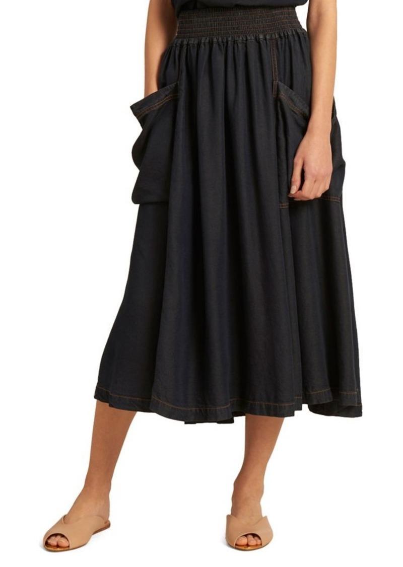 3e87375e0 DKNY Donna Karan Pull-On Cargo Skirt | Skirts