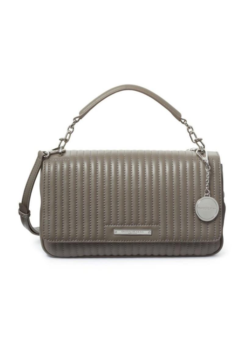 16a4ff5130 DKNY Donna Karan Quilted Chain Shoulder Bag