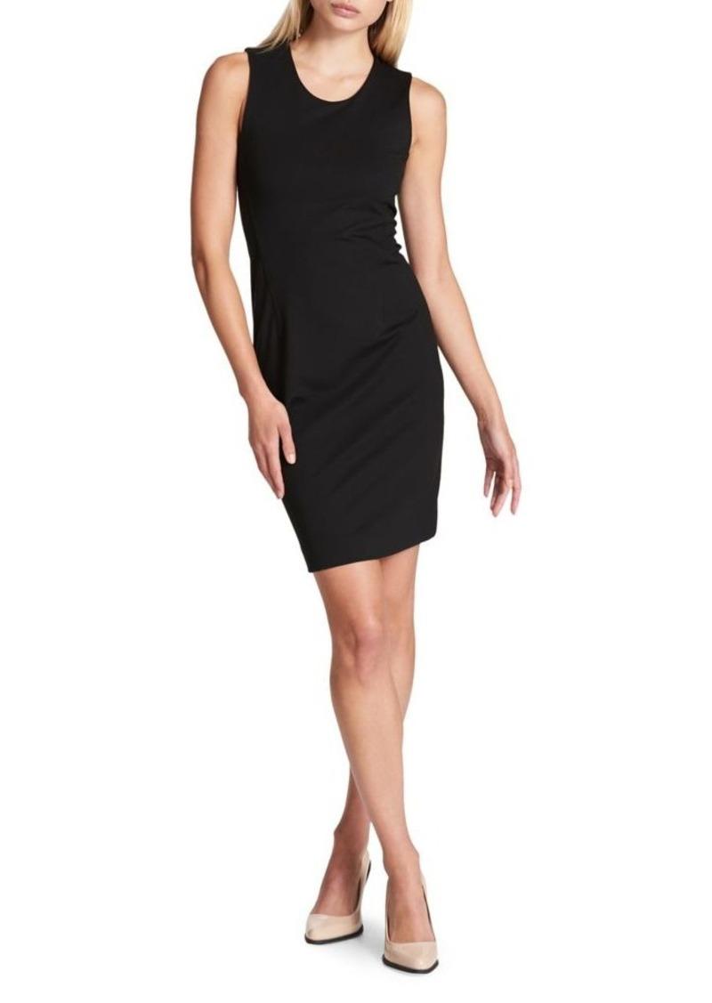 74dad8741f DKNY Donna Karan Sleeveless Sheath Dress