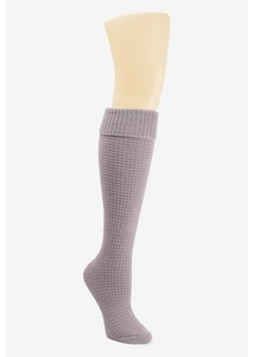DKNY Donna Karan Super Soft Ribbed, Knee Sock