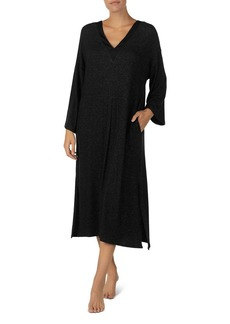 DKNY Donna Karan Sweater Knit Caftan