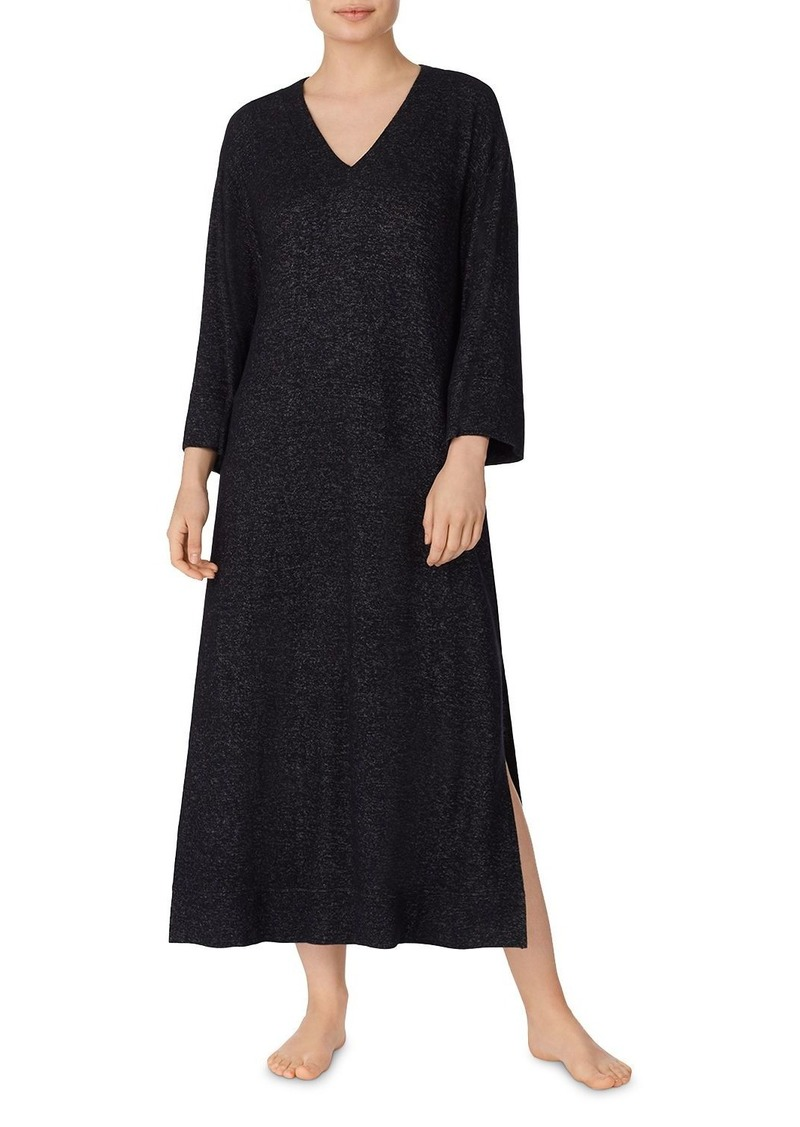 DKNY Donna Karan Sweater Knit Caftan