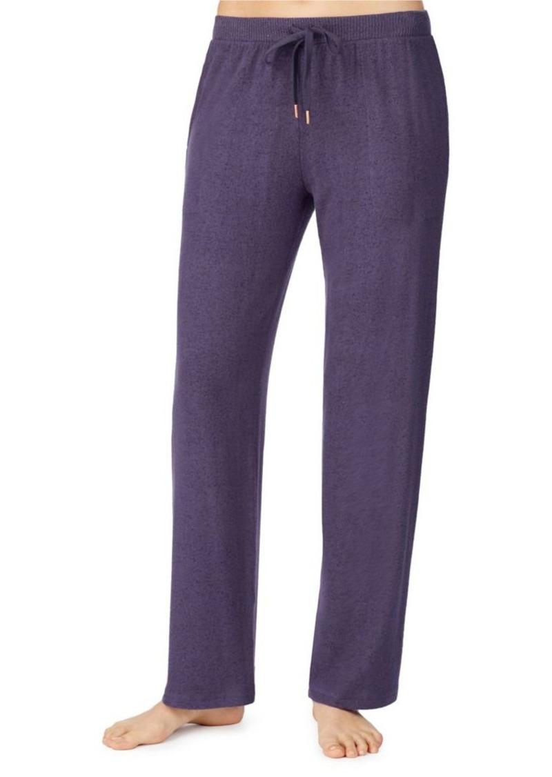 DKNY Donna Karan Sweater Knit PJ Pants