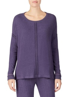 DKNY Donna Karan Sweater Knit PJ Top
