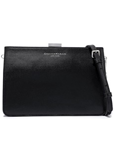 DKNY Donna Karan Woman Leather Clutch Black