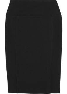 DKNY Donna Karan Woman Ponte Pencil Skirt Black