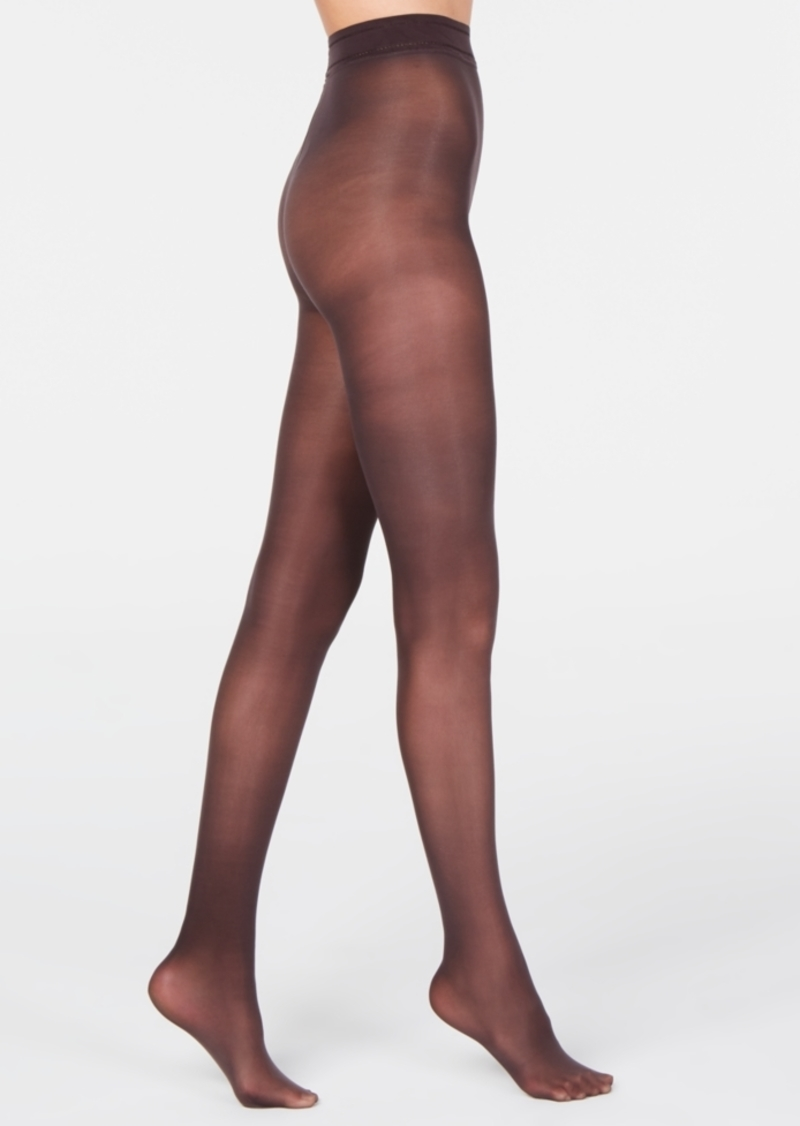 DKNY Donna Karan Women's Evolution Semi-Sheer Pantyhose D0C321