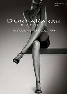 DKNY Donna Karan Women's Signature Satin Sheer with Restore Technology D0B109