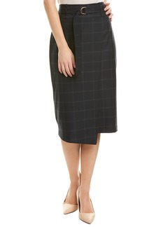 DKNY Donna Karan New York Wrap Skirt