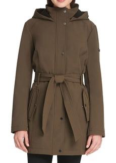 DKNY Donna Karan Wrap Trenchcoat