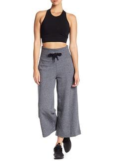 DKNY Drawstring Culotte Sweatpants