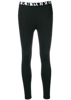 DKNY elastic logo leggings
