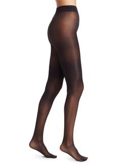 DKNY Evolution Semi-Sheer Jersey Tights