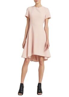DKNY Flounce Fit-&-Flare Dress