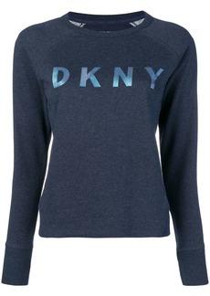 DKNY front logo sweatshirt