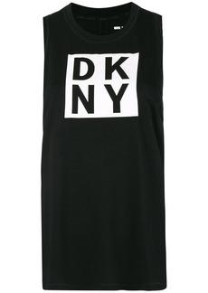 DKNY front logo T-shirt