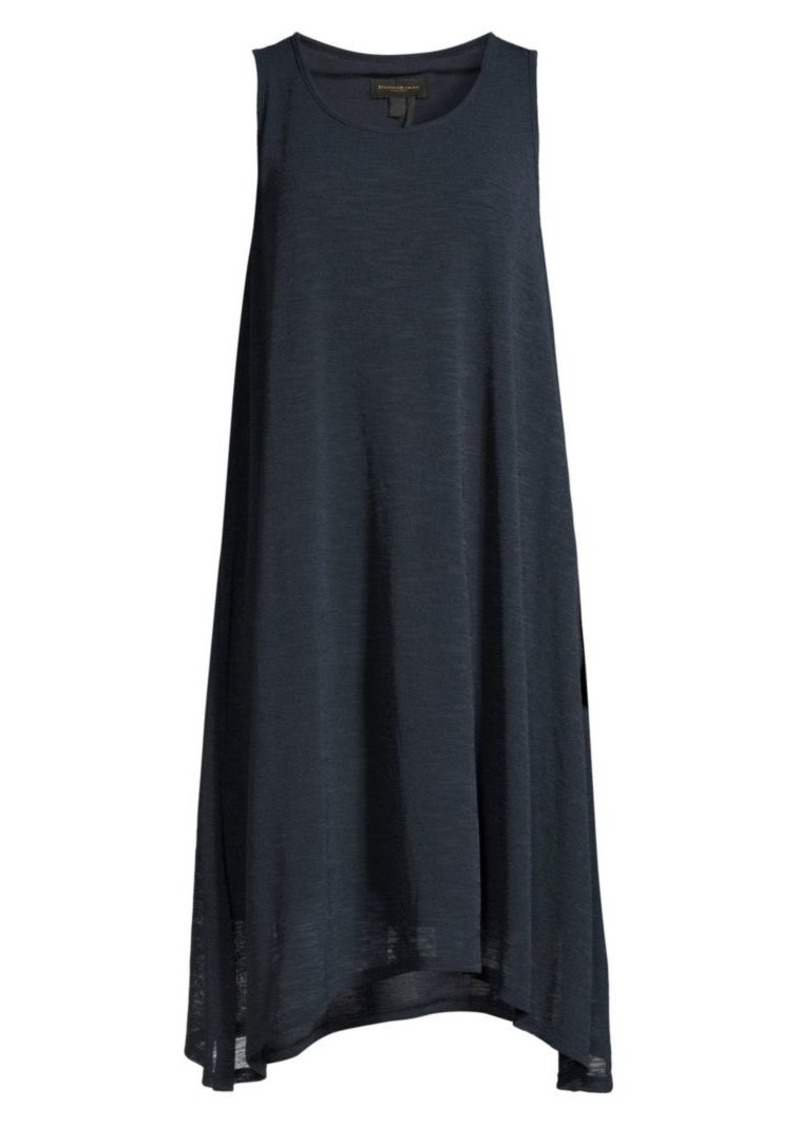 DKNY Handkerchif Shift Tank Dress