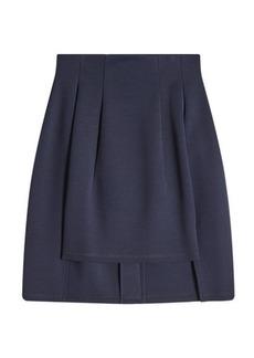 DKNY High-Low Skirt