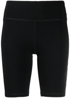 DKNY high-rise stretch-fit cycling shorts