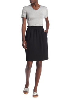 DKNY Icons Pull-On Pencil Skirt