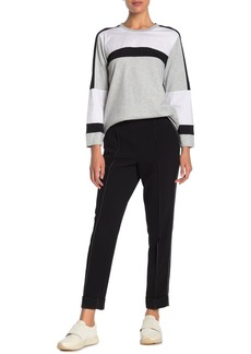 DKNY Icons Straight Leg Pants