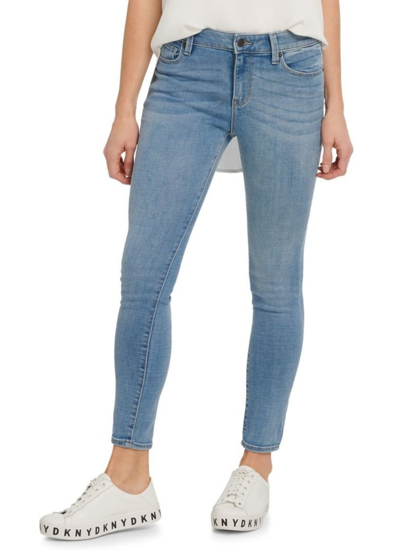 Dkny Jeans Ankle-Length Skinny Jeans