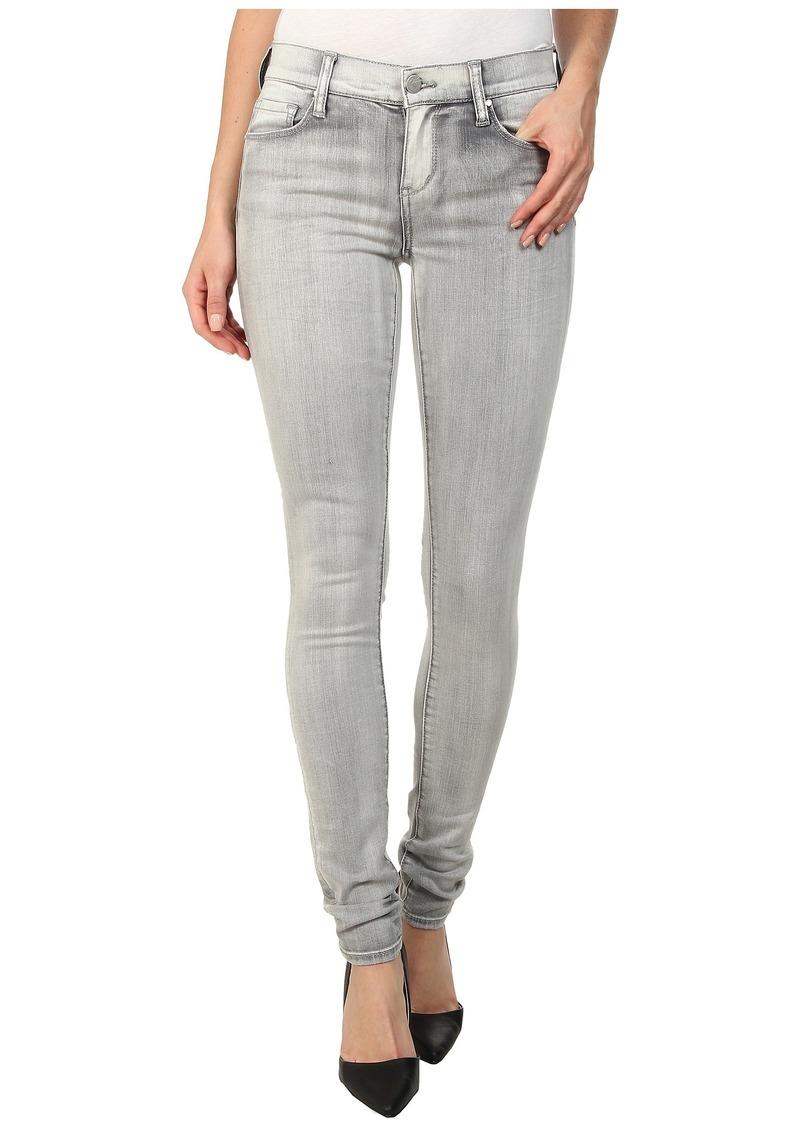 DKNY Jeans Avenue B Ultra Skinny in Silver Dollar Wash