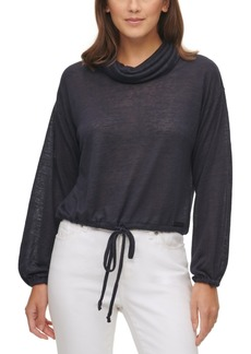 Dkny Jeans Long-Sleeve Turtleneck