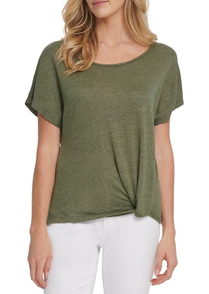 Dkny Jeans Roundneck Top