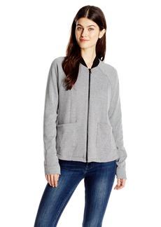 DKNY Jeans Women's Bonded Fleece Jacket
