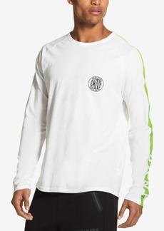 DKNY Jeans Dkny Men's Long-Sleeve Graphic-Print T-Shirt