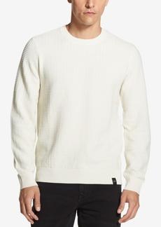 DKNY Jeans Dkny Men's Textured Crew-Neck Sweater