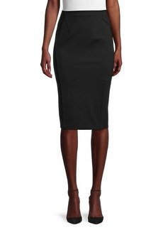 DKNY Knee-Length Pencil Skirt