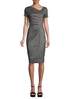 DKNY Knee-Length Sheath Dress