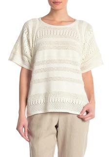 DKNY Knit Blouse