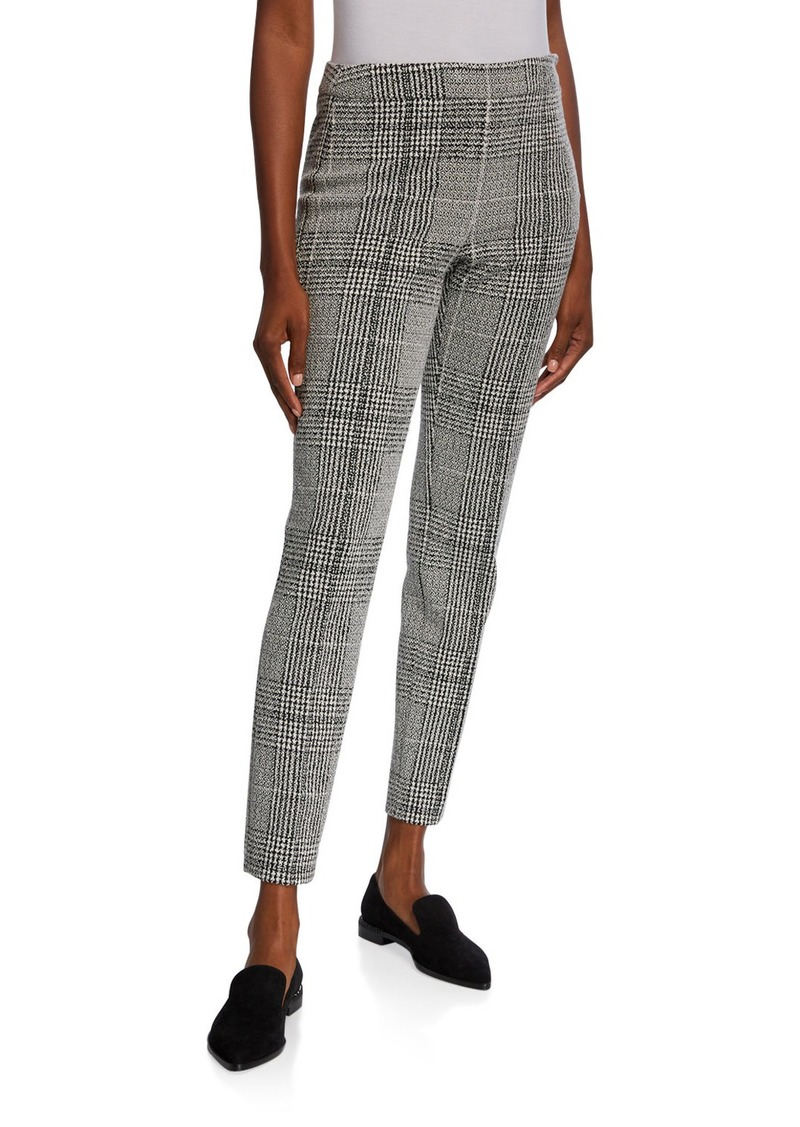 DKNY Knit Side Zip Pants
