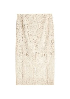 DKNY Lace Skirt