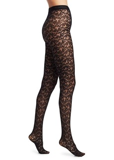 DKNY All-Over Lace Tights