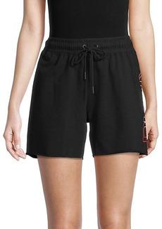 DKNY Logo Drawstring Shorts