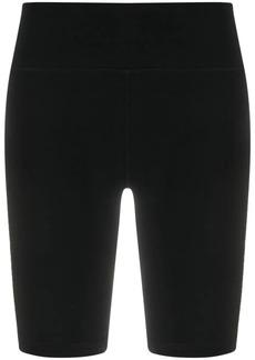 DKNY logo-print cycling shorts