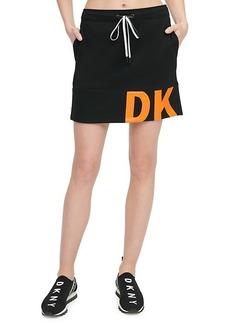 DKNY Logo Skirt